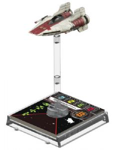 Star Wars X-Wing Miniatures : A-Wing